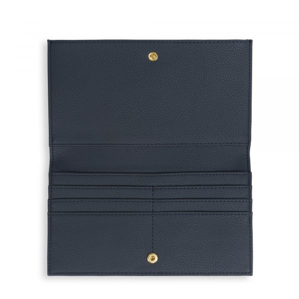 Katie Loxton Alise Fold Out Purse in Navy