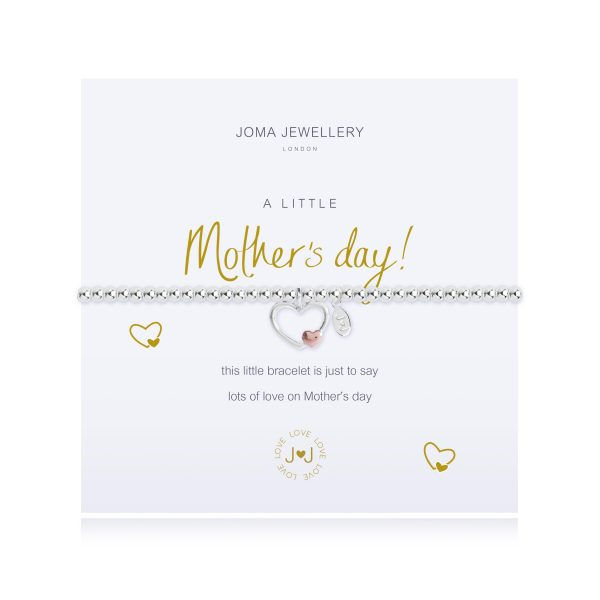 Joma Jewellery a little Mothers Day bracelet NEW for 2018