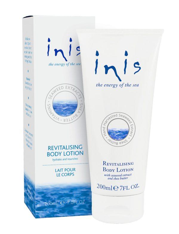 Inis revitalising body lotion 200ml