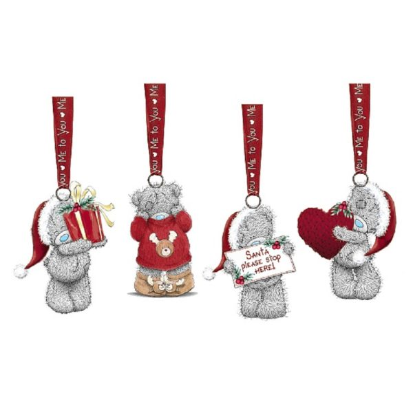 Me To You Tatty Ted Christmas Tree Decorations new for 2019