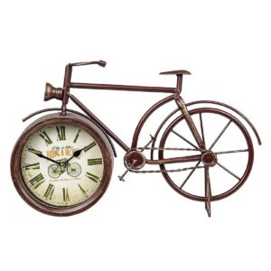 Past Times Retro Bicycle Clock