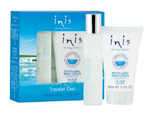 Inis Energy Voyager Gift Set The