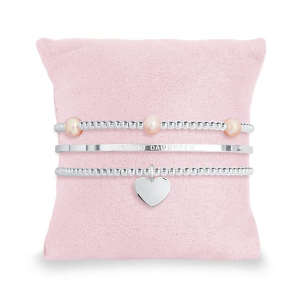 Occasion Gift Box Darling Daughter Bracelets