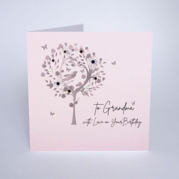 Five Dollar Shake Grandma Birthday Card