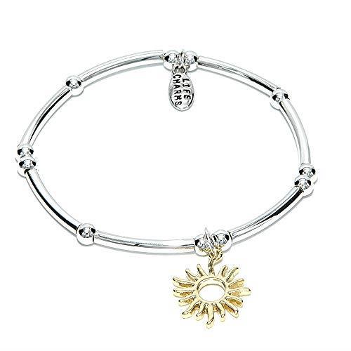 Life Charms Sun Charm Bracelet
