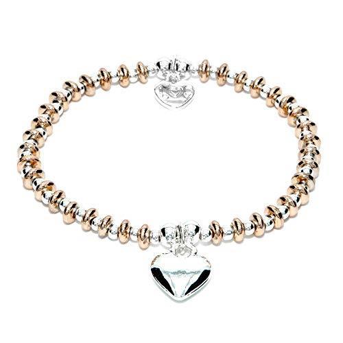 Life Charms Milano Silver Bracelet