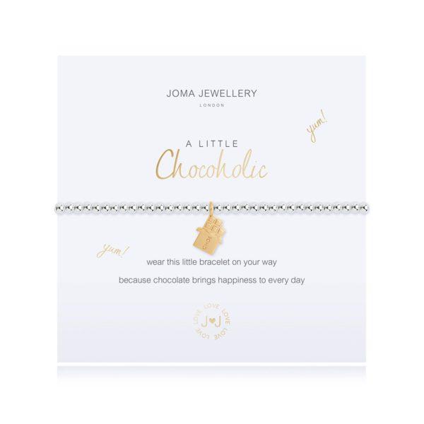 Joma Jewellery a little Chocoholic Bracelet