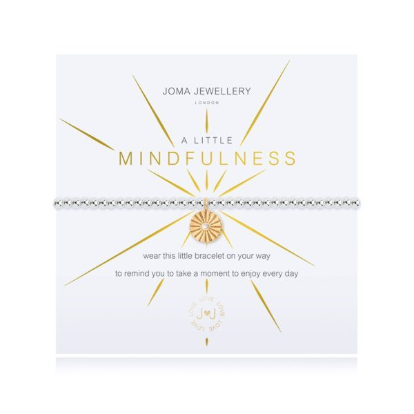 Joma Jewellery a little Mindfulness Bracelet