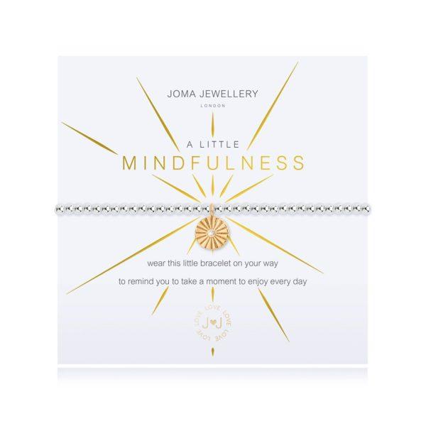 Joma Jewellery a little Mindfulness Bracelet