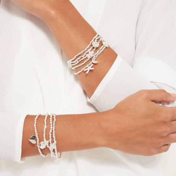 Joma Jewellery a little Hello Lovely Bracelet