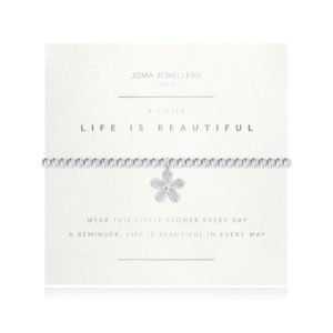 Joma Jewellery a little Life Is Beautiful Bracelet