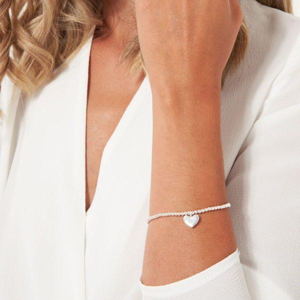 Joma Jewellery a little Maid Of Honour Bracelet