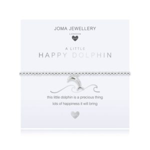 Joma Jewellery Childrens Happy Dolphin Bracelet