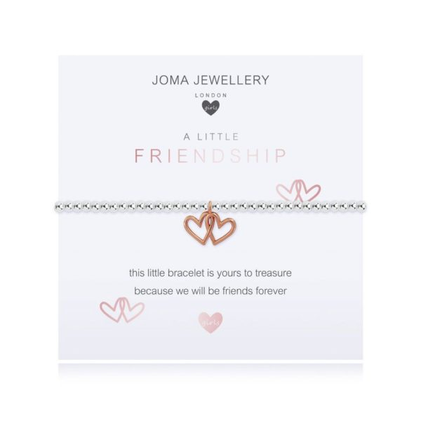 Joma Jewellery Childrens a little Friendship Bracelet
