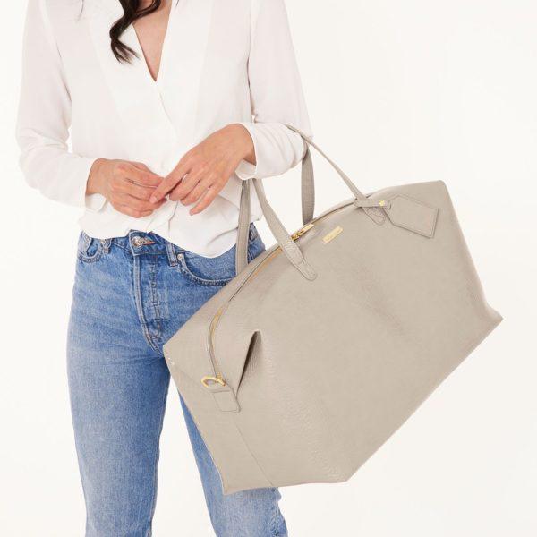 Katie Loxton Celine Faux Croc Weekend Holdall Bag