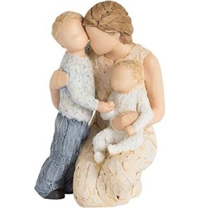 More Than Words Figurine - Contentment