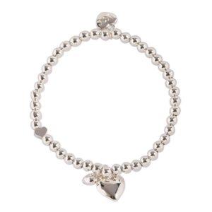 Life Charms Happy 40th Birthday Bracelet