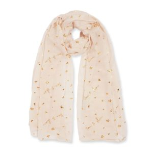 Katie Loxton Metallic Scarf Time To Shine