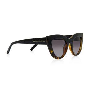 Katie Loxton Capri Sunglasses Tortoiseshell Gradient