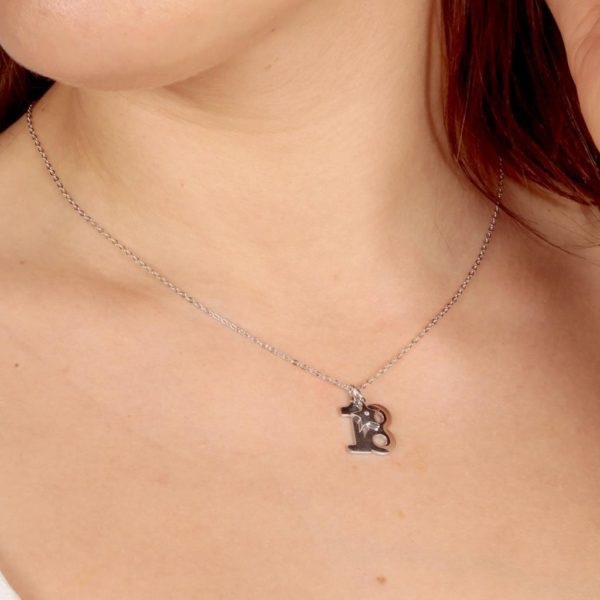 Life Charms Once Upon A Time 18th Birthday Sterling Silver necklace