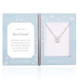 Life Charms Once Upon A Time Best Friend Sterling Silver bracelet