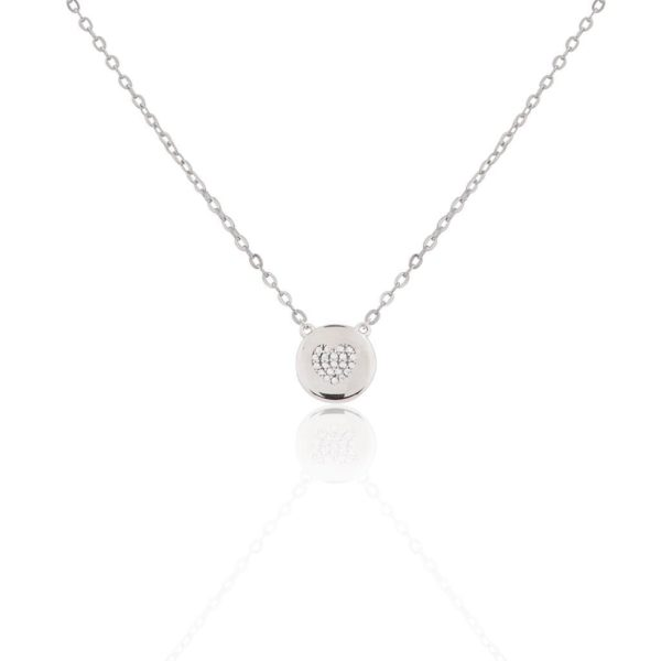 Life Charms Once Upon A Time Bridesmaid Sterling Silver necklace