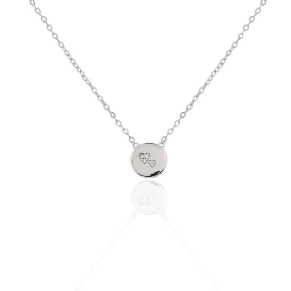 Life Charms Once Upon A Time Daughter Sterling Silver necklace