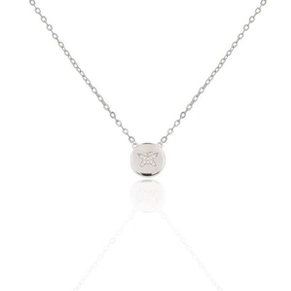 Life Charms Once Upon A Time Nan Sterling Silver necklace