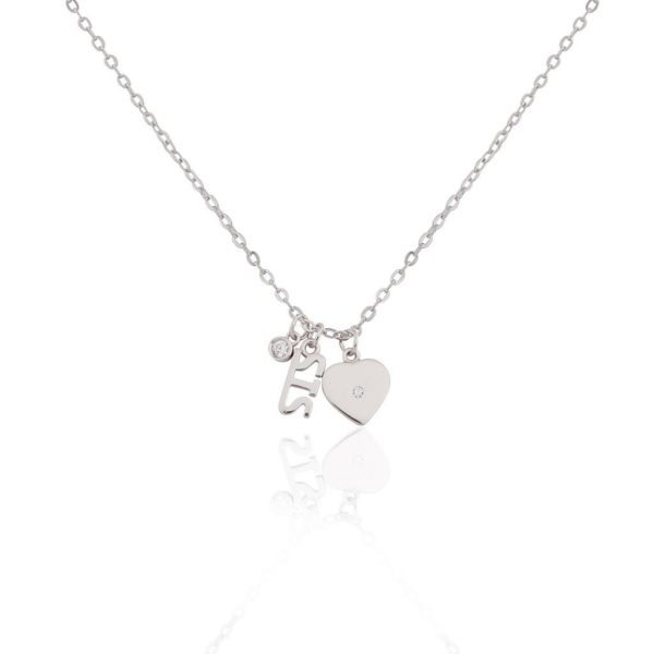 Life Charms Once Upon A Time Sister Sterling Silver necklace