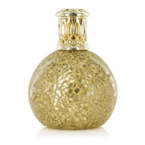 Golden Orb Small Fragrance Lamp