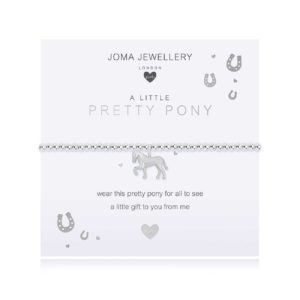 Joma Jewellery a little Pretty Pony bracelet
