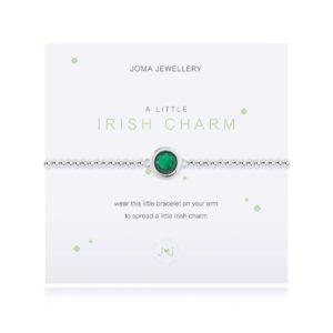 Joma Jewellery a little Irish Charm bracelet