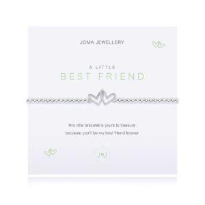 Joma Jewellery a little Irish Best Friend bracelet