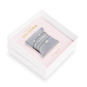 Joma Jewellery Occasion Gift Box Wonderful Grandma bracelets
