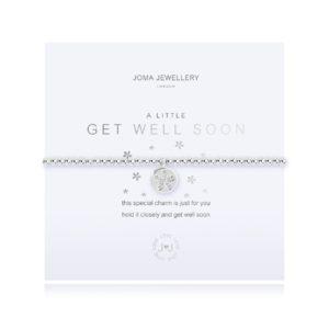 Joma jewellery a little Get Well Soon bracelet