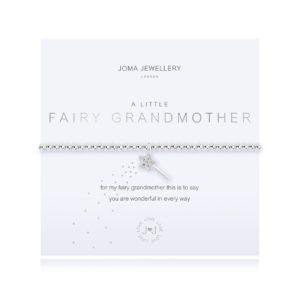 Joma Jewellery a little Fairy Grandmother bracelet