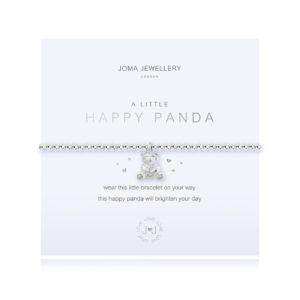 Joma Jewellery a little Happy Panda bracelet