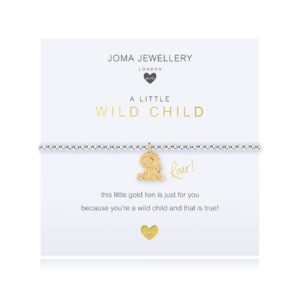 Joma Jewellery Childrens a little Wild Child bracelet