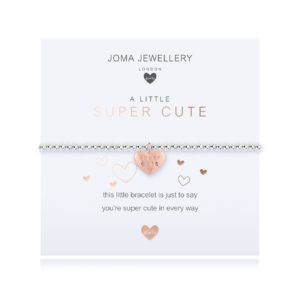 Joma Jewellery Childrens a little Super Cute bracelet