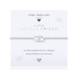 Joma Jewellery Childrens a little Lovely Friend bracelet